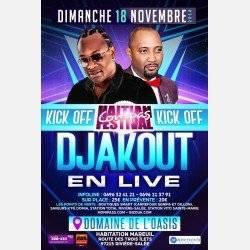 Djakout Au Domaine de l'Oasis After Haitians Compas Festival