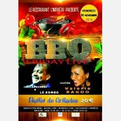 LE BBQ FRIDAY LIVE