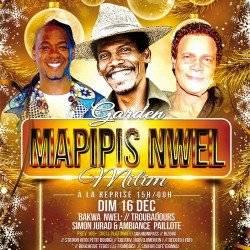 Mapipi Nwel : Bakwa Nwel Troubadours Simon Jurad