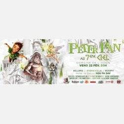 Peter Pan au 7eme ciel