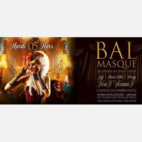 Bal Masqué Les DESSOUS du XVIIIe SIECLE