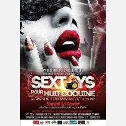 SEXTOYS POUR NUIT COQUINE