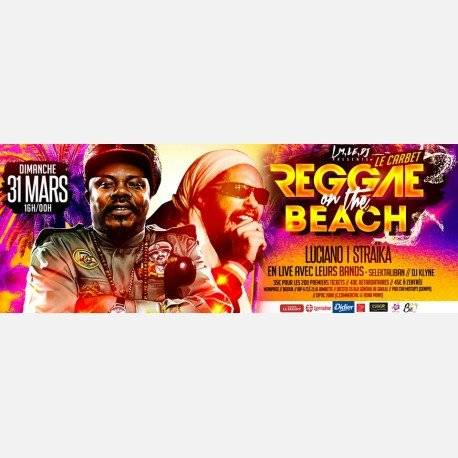 REGGAE ON THE BEACH 4 (LUCIANO & STRAIKA)