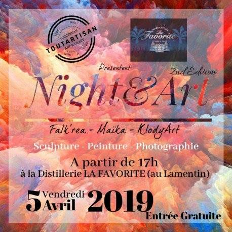 NIGHT & ART 2nd Edition