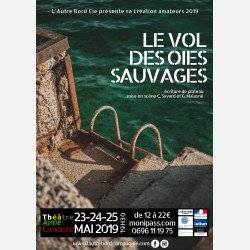 LE VOL DES OIES SAUVAGES / JEUDI 23 MAI