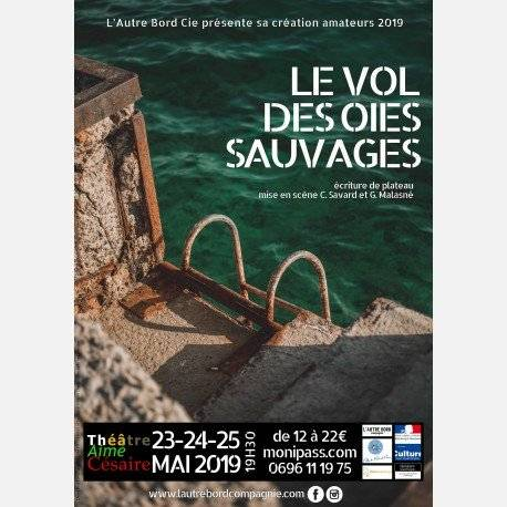 LE VOL DES OIES SAUVAGES / SAMEDI 25 MAI