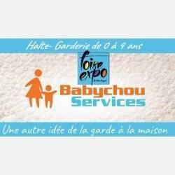 Halte Garderie Babychou services