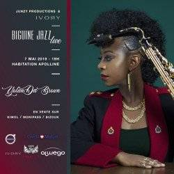 Biguine Jazz Live Yolanda Brown