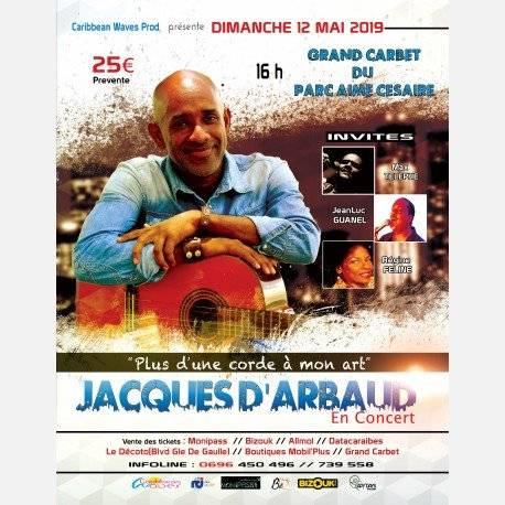 Jacques d'Arbaud en Concert