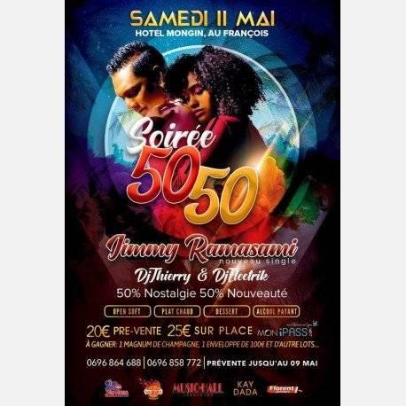 SOIREE 50/50