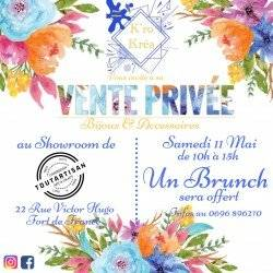 VENTE PRIVÉE & BRUNCH OFFERT AU SHOWROOM TOUTARTISAN