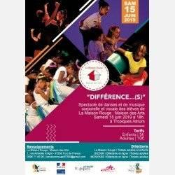 Différence...(s) | Spectacle de danses
