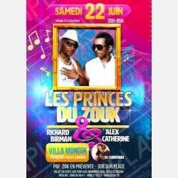 Les Princes Du ZOUK