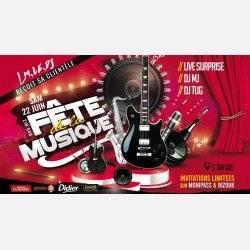 La FETE de MUSIQUE by LM LE DJ