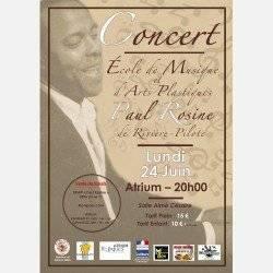 Concert HOMMAGE PAULO ROSINE