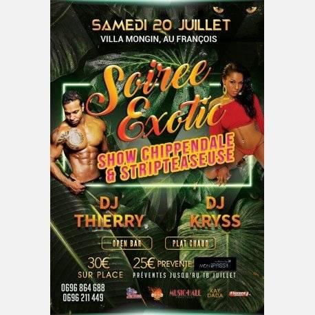 soiree exotic