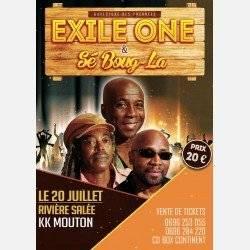SE BOUG LA & EXILE ONE