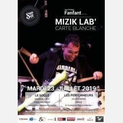 MIZIK LAB by J phi Fanfant au Sunset