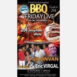 Le BBQ FRIDAY LIVE DU 26 JUILLET